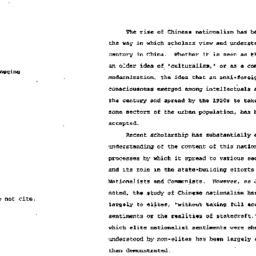 Speaker's paper, 1997-11-13...