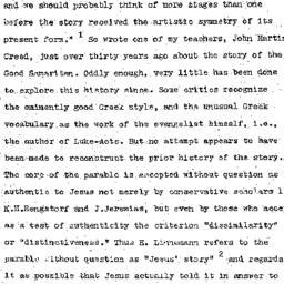 Speaker's notes, 1971-12-17...