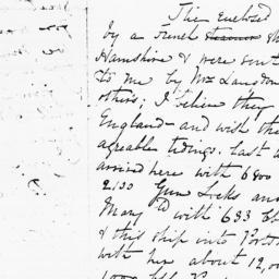 Document, 1777 April 01