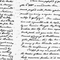 Document, 1777 January 12