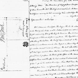Document, 1778 May 23