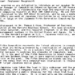 Minutes, 1982-09-23. Knowle...