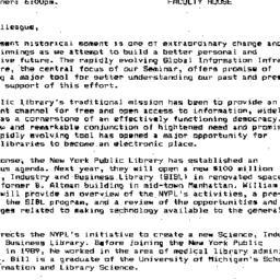 Announcements, 1995-03-15. ...