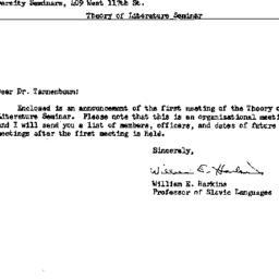 Correspondence, 1964-10-16....