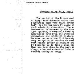 Speaker's notes, 1975-05-08...