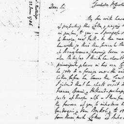 Document, 1786 June 22