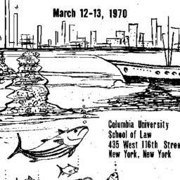 Announcements, 1969-03-12. ...
