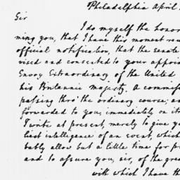 Document, 1794 April 19