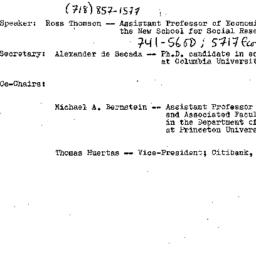 Background paper, 1985-11-0...