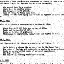 Correspondence, 1972-06-30....
