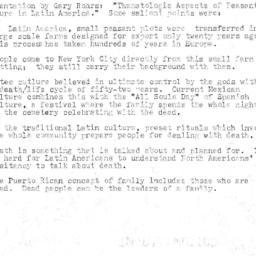 Minutes, 1980-11-12. Death,...