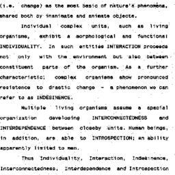 Speaker's paper, 1992-10-14...