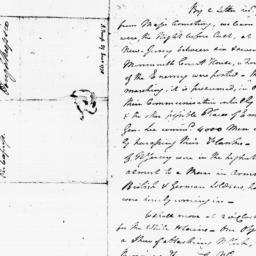Document, 1778 June 29
