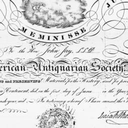 Document, 1814 June 01