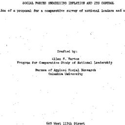 Background paper, 1974-09-1...