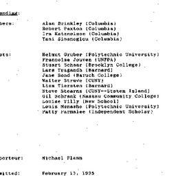 Minutes, 1995-01-31. Twenti...