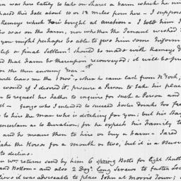 Document, 1816 October 29