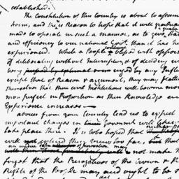 Document, 1788 August 29