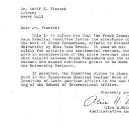 Correspondence, 1970-06-23....