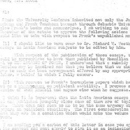 Correspondence, 1971-04-08....