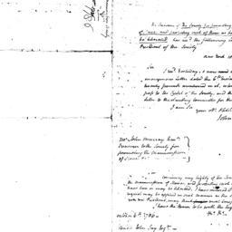 Document, 1786 October 10