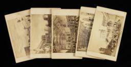 View with cards fanned out