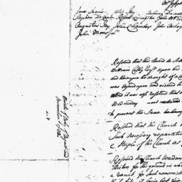 Document, 1732 August 07