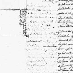 Document, 1731 October 30