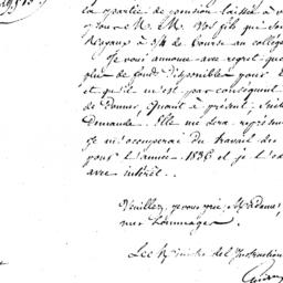 Document, 1839 September 11