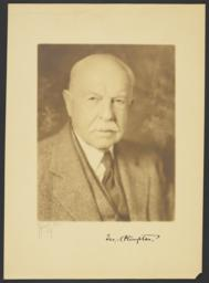 Photograph of George A. Plimpton