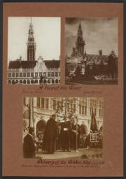 University of Louvain Library Opening Ceremony Photographs