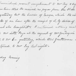 Document, 1780 December 27