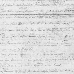 Document, 1780 February 01