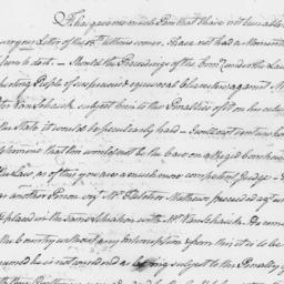 Document, 1784 November 08