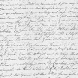 Document, 1780 August 23