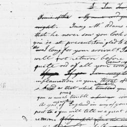 Document, 1783 November 20