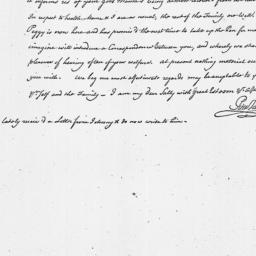 Document, 1775 October 06