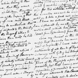 Document, 1775 October 03