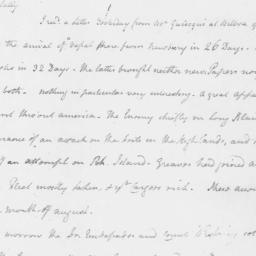 Document, 1780 September 15