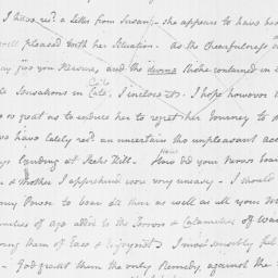 Document, 1777 March 25