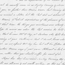 Document, 1777 November 01