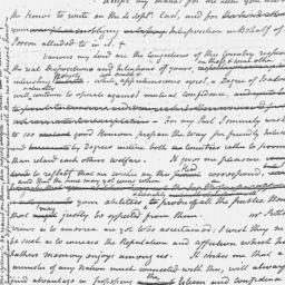 Document, 1786 April 16