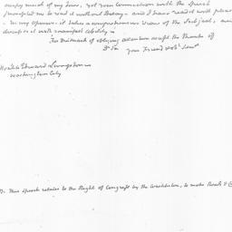 Document, 1824 April 06