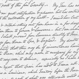Document, 1783 June 07