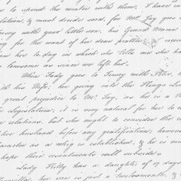 Document, 1781 October 01