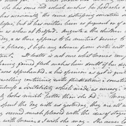 Document, 1818 November 06