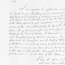 Document, 1798 March 22