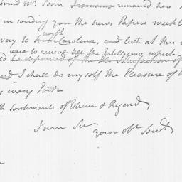 Document, 1779 circa Septem...