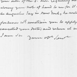Document, 1812 February 10