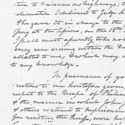 Document, 1799 November 25